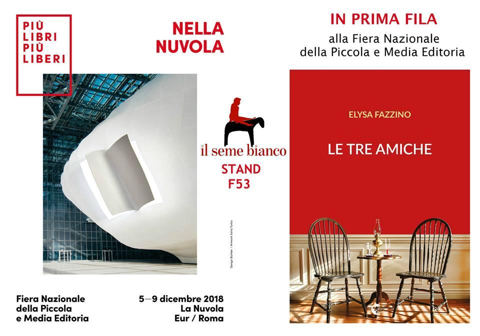 Più libri più liber Elysa Fazzino